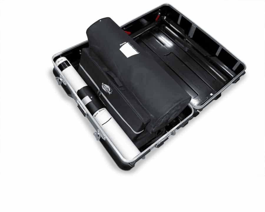 Expolinc Case & Counter - Stabile Einlegeböden zur dezenten Aufbewahrung.