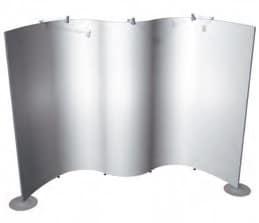 Octanorm - Vario d200 Gebogenes Display