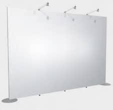 Octanorm - Vario d200 Gerade Wand