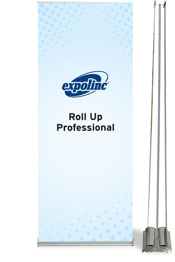 Expolinc Roll Up Professional